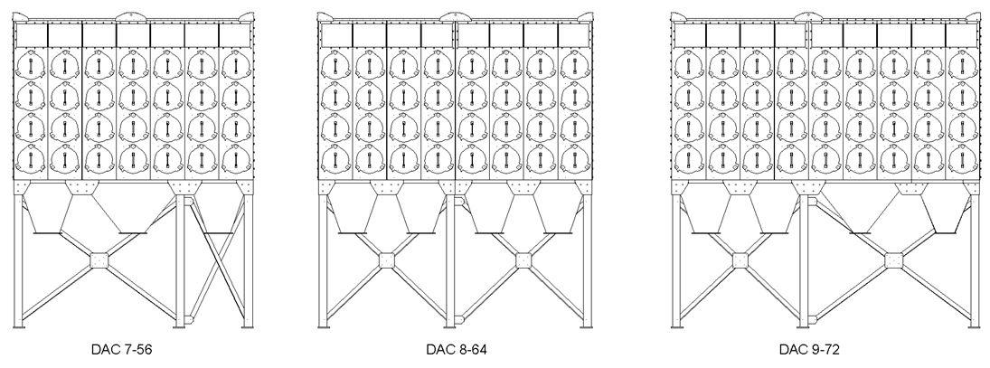 Dac standard modelli2